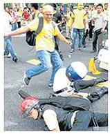 Bersih 3.0... A peaceful demonstration? (3/4)