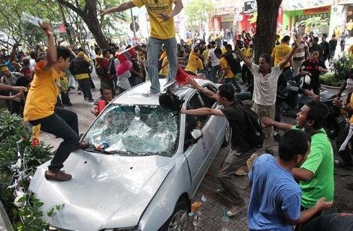 Bersih 3.0... A peaceful demonstration? (1/4)