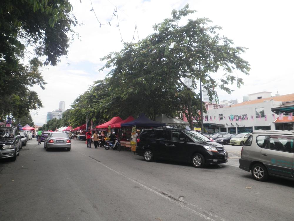 Bubur Lambuk from Kampung Baru (2/4)