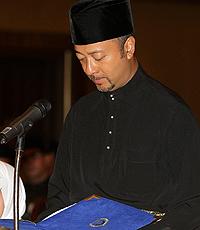 Menteri Besar Kedah, Datuk Muhkriz Tun Mahathir