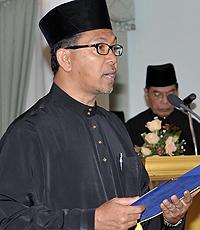 Menteri Besar Perlis, Azlan Man