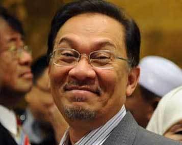 Ketua pembangkang, Dato' Seri Anwar Ibrahim