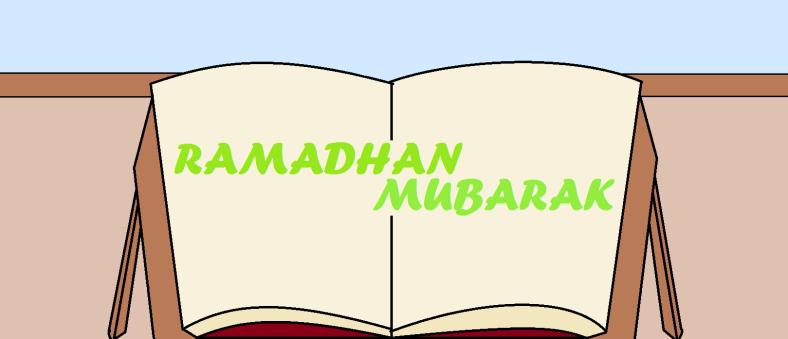 Ramadhan Mubarak 1434