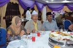 Lunch in the VIP's room during the Wacana Agenda Kristian Se Dunia: Rujukan Khas Malaysia at the Dewan Muktamar, Pusat Islam.