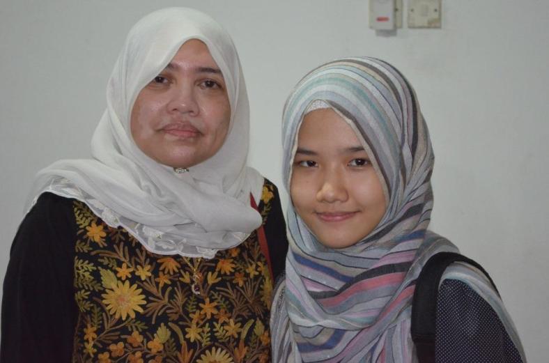 I had a chance to meet Aunty Zaharah Sulaiman during the Wacana Agenda Kristian Se Dunia: Rujukan Khas Malaysia at the Dewan Muktamar, Pusat Islam.