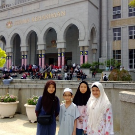 At the Palace of Justice on the 22/8/2013.
