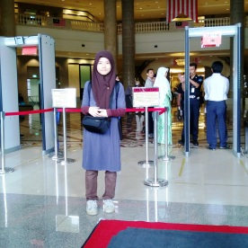 Me, at the Palace of Justice on the 22/8/2013.