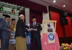 Tan Sri Muhyiddin Yassin during the Wacana Pencerahan Tasawwur Ahli As-Sunnah Wa Al-Jama'ah.