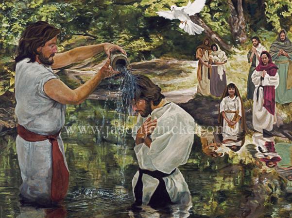 ALS Ice Bucket Challenge-Baptism of Jesus