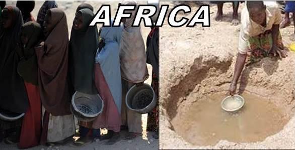 ALS Ice Bucket Challenge-Africa