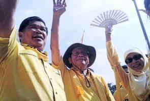 Mat Sabu Lim Kit Siang Wan Azizah