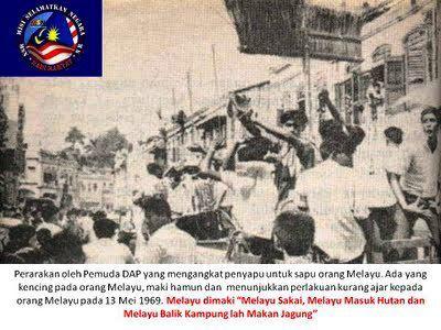Melayu Sakai- DAP