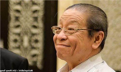 Lim Kit Siang Boss