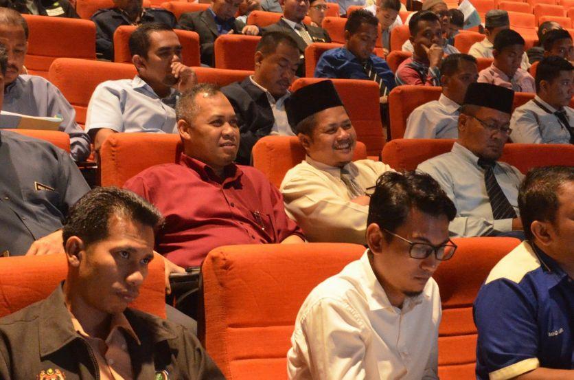 Wacana Liberalisme: Agenda Jahat Illuminati, Kompleks Islam Putrajaya, 17th January 2017.