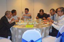 Lunch at the VIP's tables, Wacana Liberalisme: Agenda Jahat Illuminati, Kompleks Islam Putrajaya, 17th January 2017.