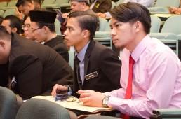 Wacana Pemikiran Politik Dalam Membina Geopolitik Malaysia, Masjid Putra, Putrajaya, 6th March 2018.