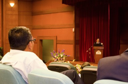 Wacana Pemikiran Politik Dalam Membina Geopolitik Malaysia which was held at Masjid Putra, Putrajaya, 6th March 2018.